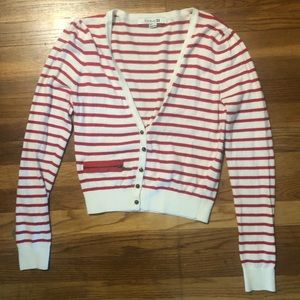Forever 21 button down sweater